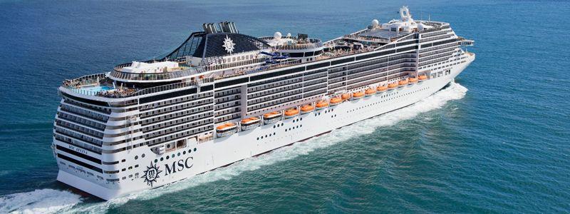 5 Tage Mittelmeer mit MSC Preziosa