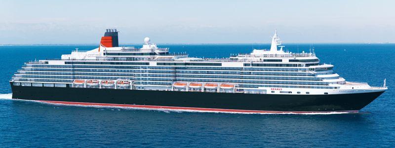 Mittelmeer mit Queen Victoria