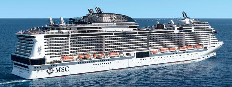 Karibik mit MSC Meraviglia