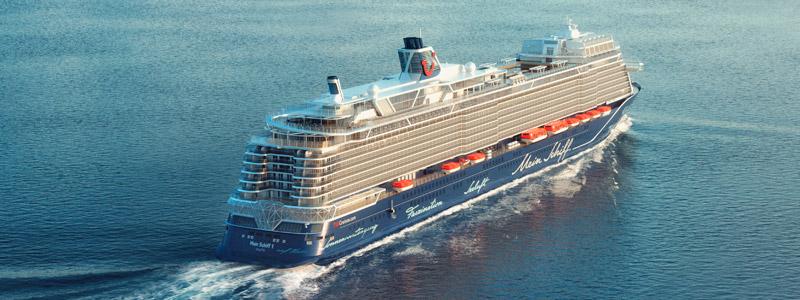 14 Tage Karibik mit Mein Schiff 1 NEU