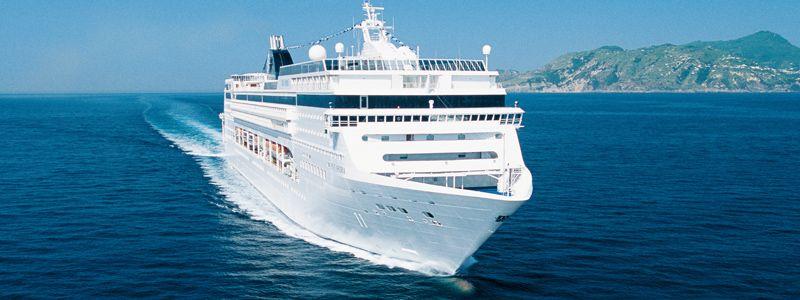 Mittelmeer mit MSC Opera