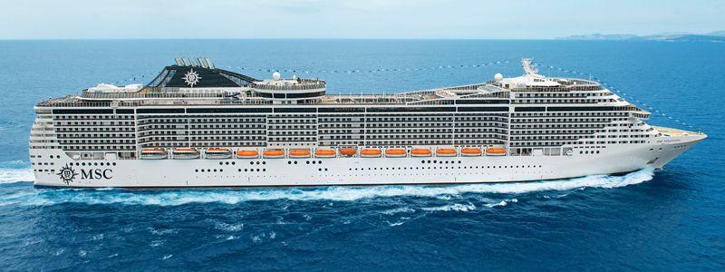 14 Tage Karibik mit MSC Splendida
