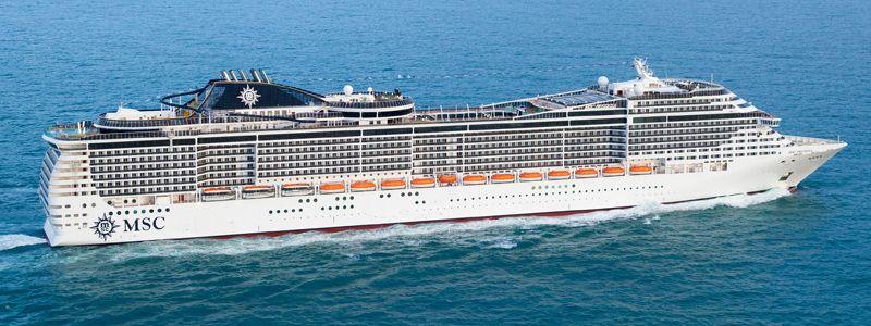 Karibik mit MSC Divina