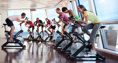 Luxus fitnesscenter  Celebrity Solstice Kreuzfahrten bei Seereisedienst.de